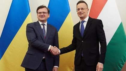 Венгрия назвала условия, чтобы разблокировать вступление Украины в НАТО, и получила ответ