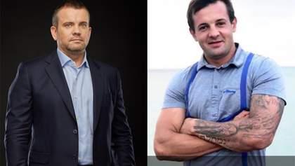 У Києві побилися ветеран АТО, що раніше мав сутичку з Кивою, і відомий бізнесмен: відео