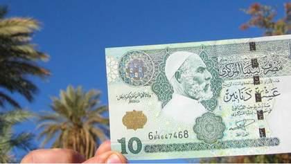 Росія надрукувала для Лівії фальшиві гроші на суму 1,1 мільярда доларів