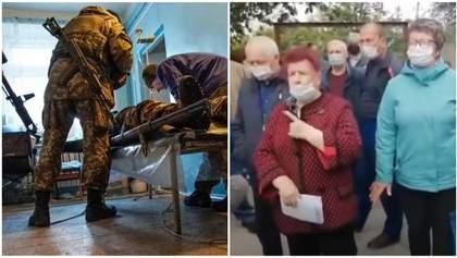 """Десятки раненых из """"проклятого места"""": медики из России признали, что были на Донбассе – видео"""