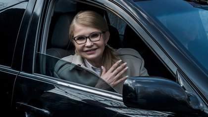 Без дому, але з оновленим автопарком: Тимошенко показала свої доходи