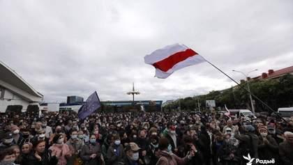 Масові затримання в Білорусі: лідера опозиції Статкевича викрали – відео, фото