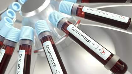 В Охматдит передали тести на виявлення коронавірусу
