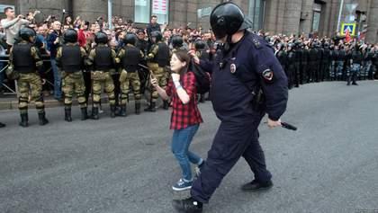 Сколько россиян готовы выйти на протесты: новый рекорд за последние полтора года
