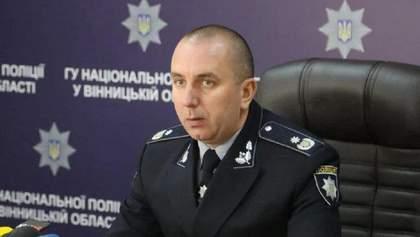 Генералу полиции Педосу, которого уволили из-за событий в Броварах, нашли новую должность
