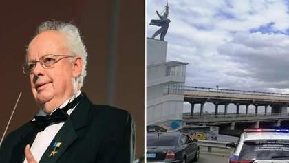 Главные новости 1 июня: умер Мирослав Скорик и минирование моста Метро в Киеве