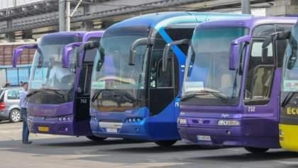 Міжрегіональні автобусні перевезення запустили у 10 областях: перелік