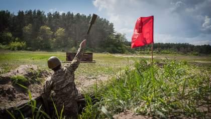 Біля Попасної бойовики гатили з гранатометів, один український воїн поранений
