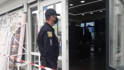 В Одессе на рынке произошла перестрелка: есть раненые – фото, видео