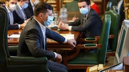 Украина прошла первую волну пандемии коронавируса: Зеленский заявил, что вышло неплохо