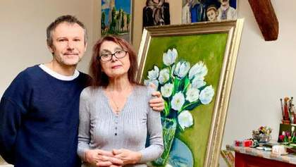 Впервые без папы: Святослав Вакарчук нежно поздравил маму в день ее рождения – редкие фото