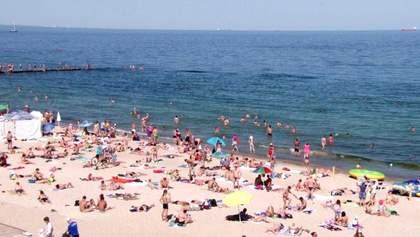 Відпустка під загрозою: у МОЗ не рекомендують купатися на пляжах Одеси