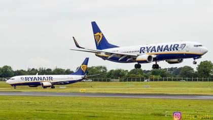 Ryanair відкрив рейси з чотирьох українських міст до Італії в липні: ціни та напрямки