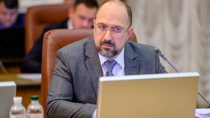 Шмыгаль внес в Раду представления на назначение новых министров