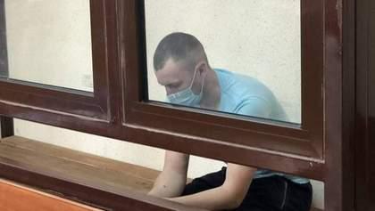 """""""Суд"""" в Криму заарештував українського військового Добринського"""