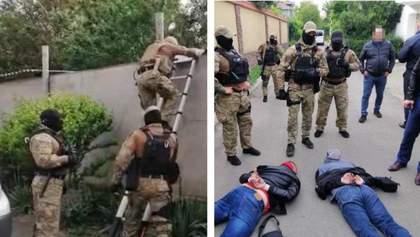 """До стрілянини на """"7 кілометрі"""" в Одесі причетні охоронці"""