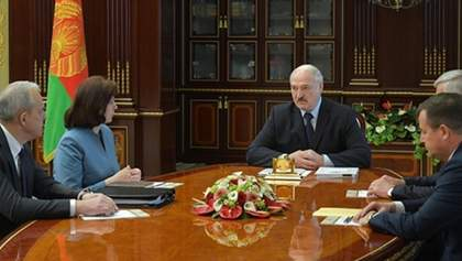 Лукашенко призначив нових міністрів: головою уряду став Роман Головченко