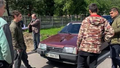 Конфликт с сельским головой на Львовщине: в больнице оказался нацгвардеец