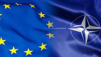 Протидія агресії Росії, піратам та дезінформації: що відомо про співпрацю НАТО та ЄС