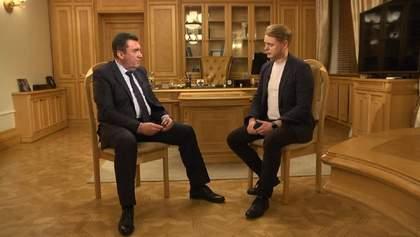 О ракетной программе ВСУ и создании нового министерства: интервью с Даниловым
