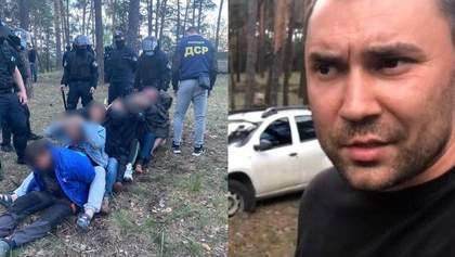 Напад на правоохоронців під Харковом: вже 5 фігурантам справи обрали запобіжний захід