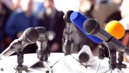 Ви – четверта влада та запорука демократії, – Зеленський привітав журналістів зі святом