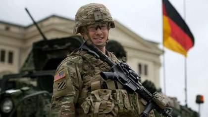 США виводять із Німеччини майже 10 тисяч військових: Польща просить частину