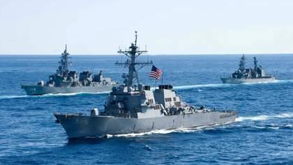 У Балтійському морі стартували військові навчання НАТО за участю 19 країн