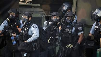 Смерть Джорджа Флойда: поліцію Міннеаполіса розформовують