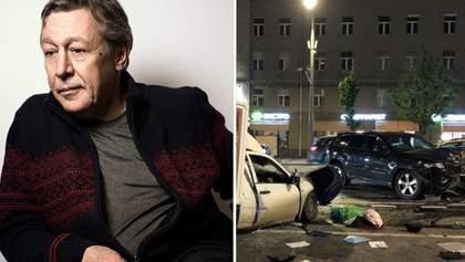 ДТП с актером Ефремовым: умер водитель фургона Сергей Захаров