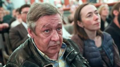 Михаил Ефремов признал себя виновным в резонансном ДТП, – СМИ