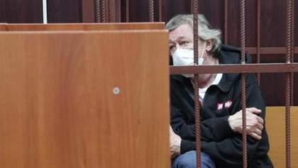 Смертельное ДТП в Москве: Ефремову избрали меру пресечения