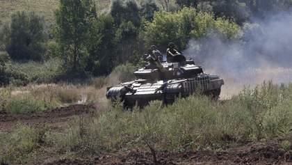 Неспокійна доба на Донбасі: 16 обстрілів, один поранений