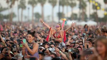 Американский фестиваль Coachella 2020 отменили из-за коронавируса