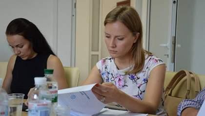 Вместо Вакарчука в Раду зайдет Алина Свидерская: что о ней известно