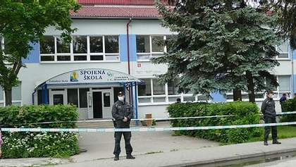Невідомий вдерся з ножем у школу в Словаччині: поліція його застрелила