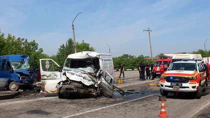 Жуткое ДТП на трассе Житомир – Черновцы: есть погибшие – фото, видео