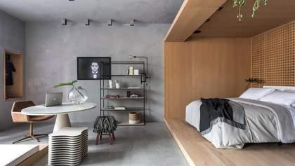 Лофт в інтер'єрі: приклад облаштування квартири в популярному сьогодні стилі – фото