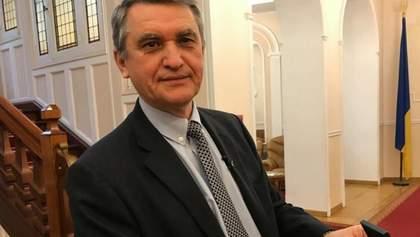 Зеленський звільнив посла Франції Олега Шамшура і призначив нового