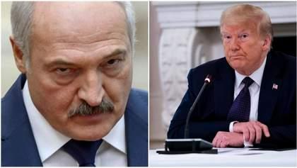 Білорусь і далі становить надзвичайну й екстраординарну загрозу для США, – Трамп