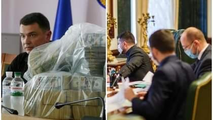 Головні новини 13 червня: хабар для НАБУ і САП, нарада в Зеленського через COVID-19