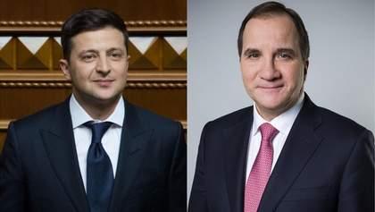 Прем'єр Швеції хоче, щоб ЄС схвалив декларацію про європерспективи України