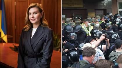 Головні новини 12 червня: в Олени Зеленської – коронавірус, пристрасті в суді над Стерненком