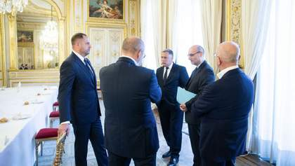 Ермак во Франции договаривался о визите Макрона в Украину: детали