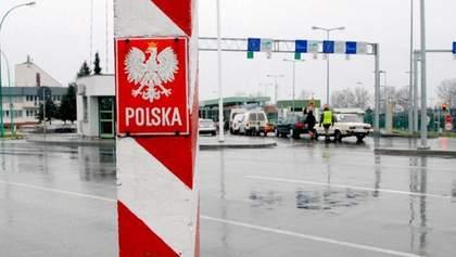 Польща відкрила кордони для країн-сусідів з ЄС