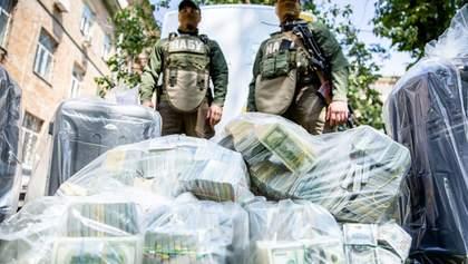 Хабар у 6 мільйонів  доларів: суд взяв під варту першого фігуранта справи