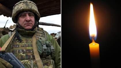 На Донбасі загинув Леонід Добрянський: був на війні від самих початків