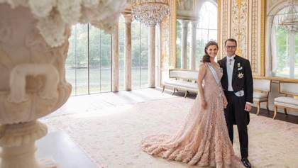 Принцеса Швеції опублікувала розкішні фото з палацу