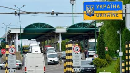 """Через """"Шегині"""" на кордоні з Польщею відновили рух автотранспорту"""