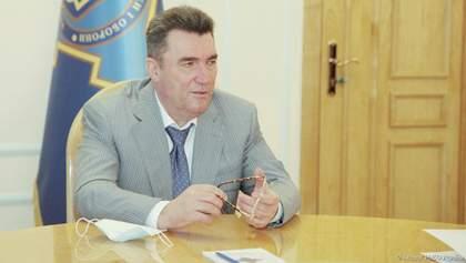 У сотрудника СНБО обнаружили коронавирус: Данилов уже сдал тест